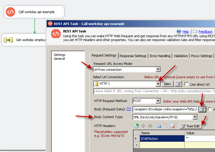 How to get data from Workday in SSIS using SOAP/REST API | ZappySys Blog