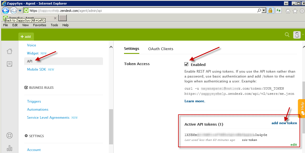 How to read Zendesk data in SSIS with REST API   ZappySys Blog