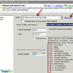 SSIS Advanced File System Task - get file list as ADO.net Recordset into variable