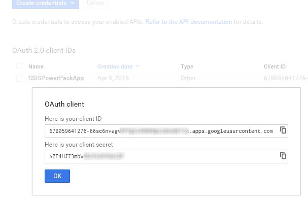 Generate ClientID and Client Secret for Google OAuth Application (register Google OAuth Application)