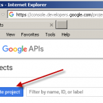 How to register Google OAuth Application (Get ClientID and ClientSecret)