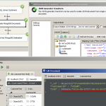 Sample SSIS Package - Create MongoDB Document in BSON format (JSON with functions). Update or Insert Mode