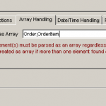 Handling Rows/Array Elements (Repeated XML Elements)