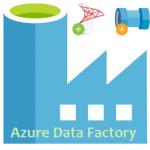 Azure Data Factory Logo - SSIS Integration Runtime