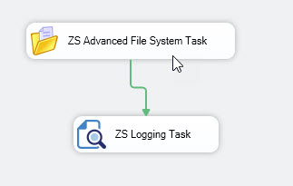 SSIS object variable