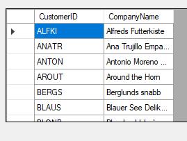 Load data REST API Datagridview