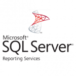Logo of Reporting Services