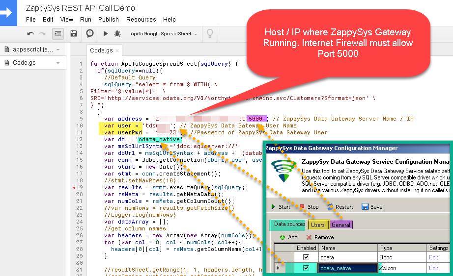 Write AppScript (JavaScript Macros) to Import REST API in Google Sheet. Call JSON / XML /CSV / SOAP API. Read from JSON/ XML files.