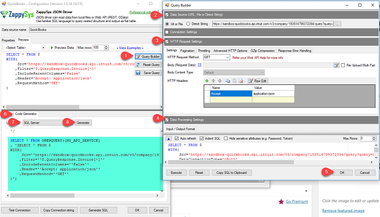 odbc-json-driver-generate-quickbooks-query