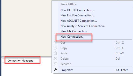 Salesforce Connection
