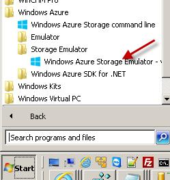 Azure Blob Storage - How to download and test Azure Storage
