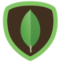 MongoDB Logo - NoSQL Database