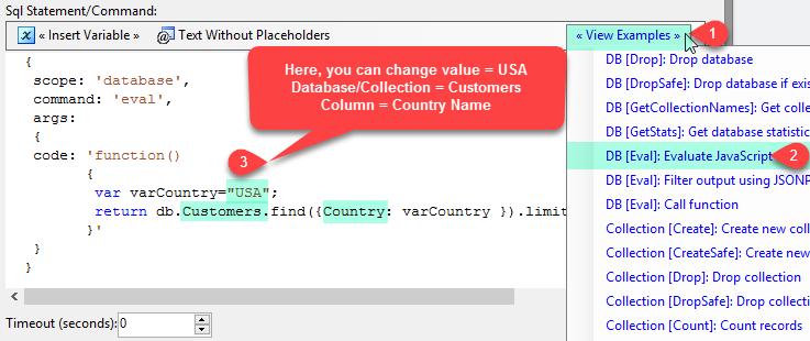 MongoDB call server side JavaScript