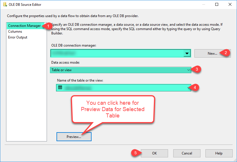 How to write data into CSV file in SSIS (GZip / Split